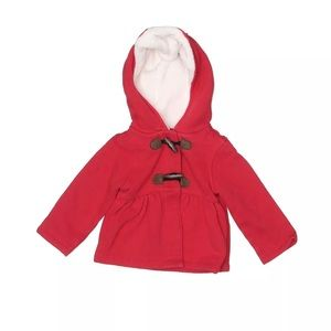 New Carters Red 9 Month Coat🌿